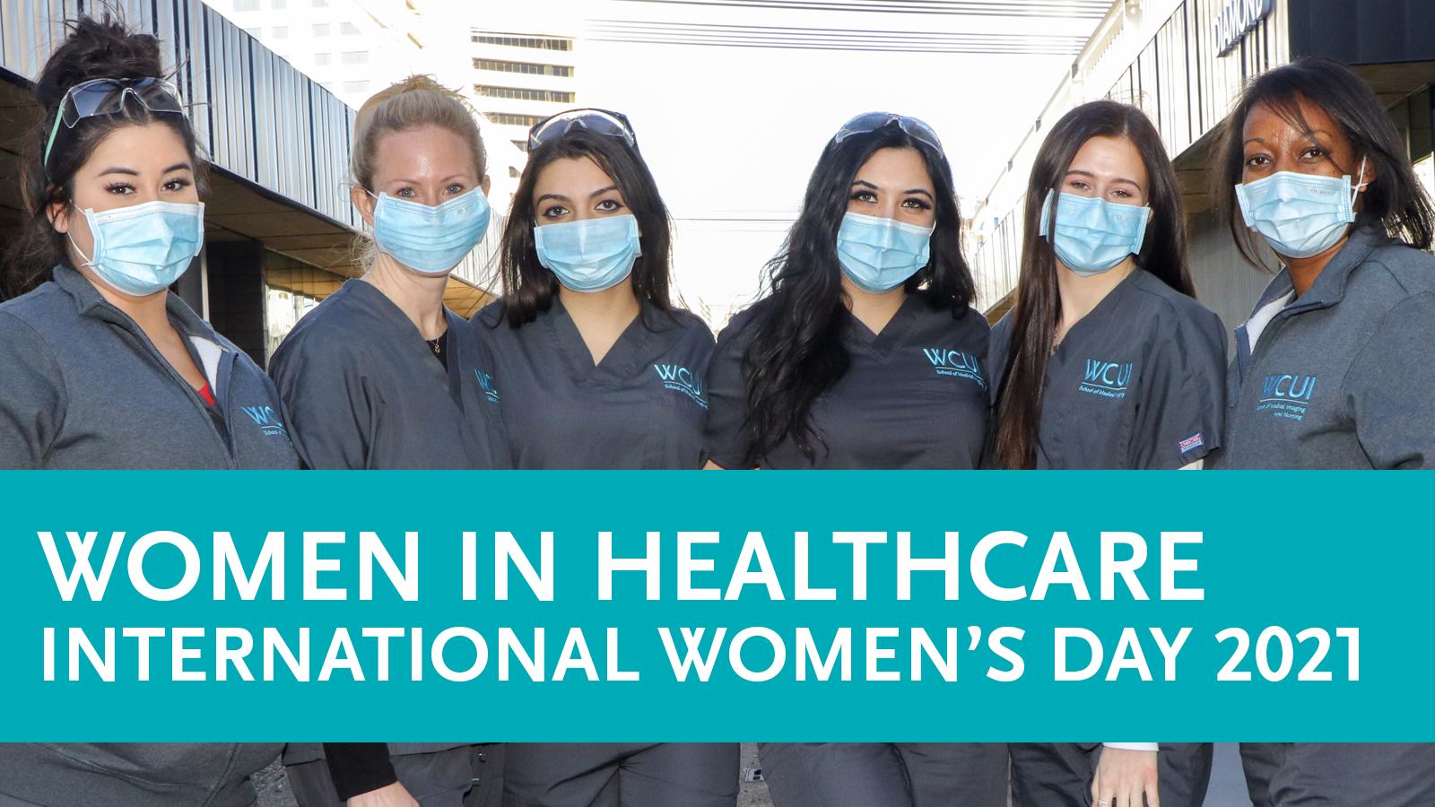 International Women's Day 2021 - Women in Healthcare